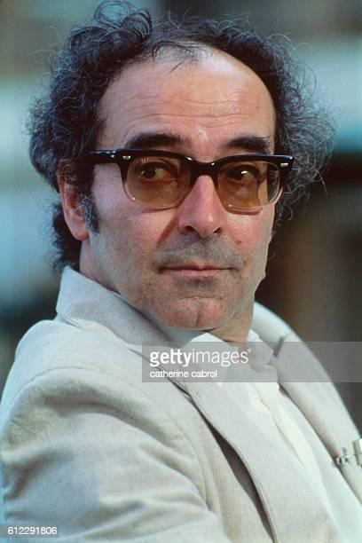 Swissborn director JeanLuc Godard at the 1984 Cannes Film Festival