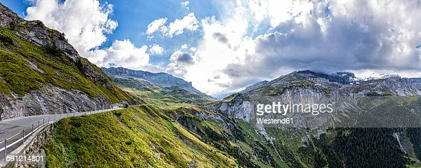 Switzerland, Canton of Uri, Klausen Pass