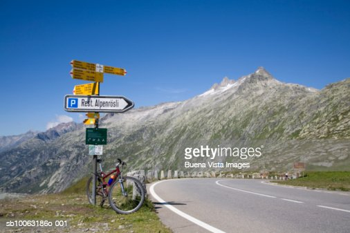 Switzerland, Canton Uri, Grimsel Pass