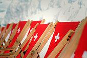 Switzerland chairs on pilatus