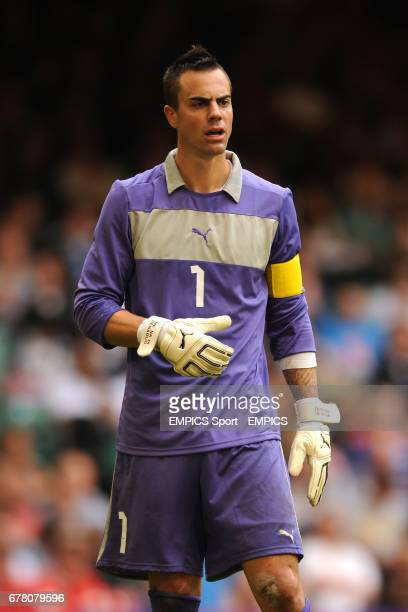 Switzerland goalkeeper Diego Benaglio
