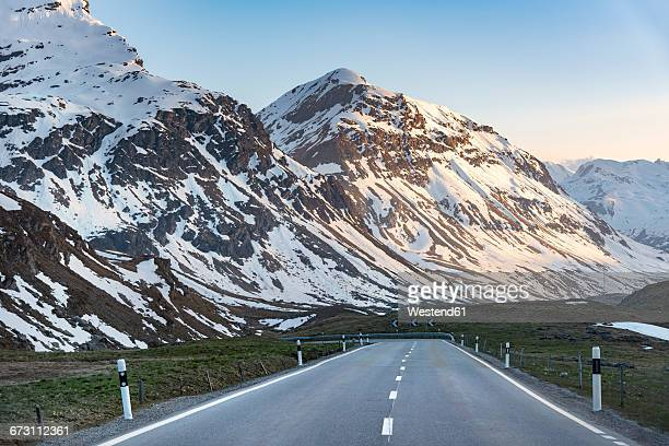 Switzerland, Grisons, Swiss Alps, Parc Ela, Julier pass