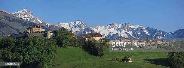 Switzerland, Gruyères