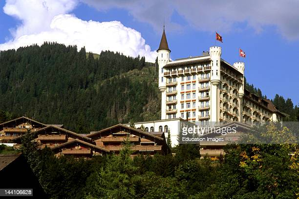 Switzerland Gstaad Palace Hotel
