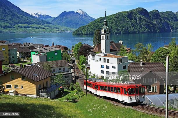 Switzerland, Vitznau