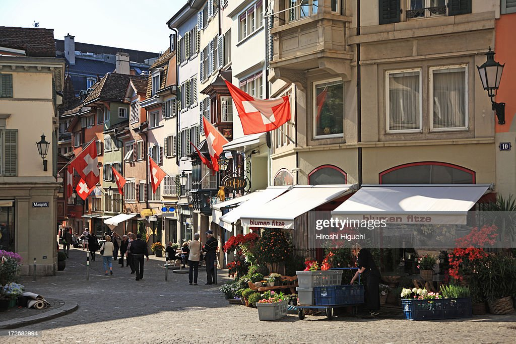 Switzerland, Zürich