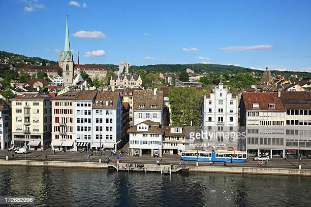 Switzerland, Zürich