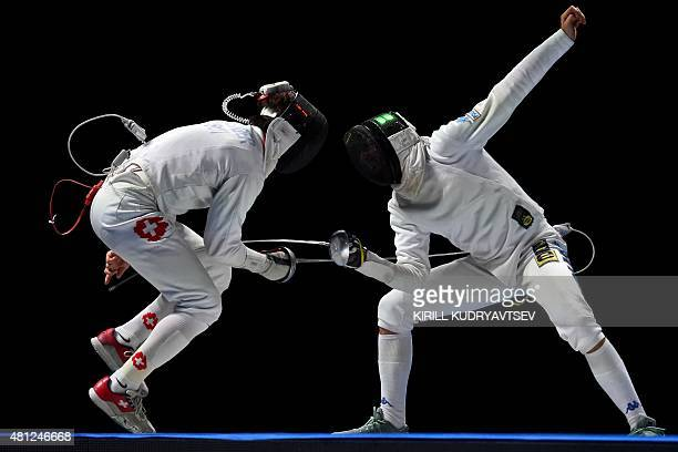 201 P 233 E Fencing Sport Stock Photos And Pictures Getty Images