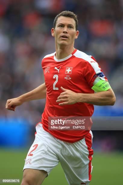 Switzerland's Stephan Lichtsteiner