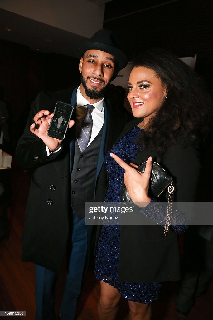 <a gi-track='captionPersonalityLinkClicked' href=/galleries/search?phrase=Swizz+Beatz&family=editorial&specificpeople=567154 ng-click='$event.stopPropagation()'>Swizz Beatz</a> and <a gi-track='captionPersonalityLinkClicked' href=/galleries/search?phrase=Marsha+Ambrosius&family=editorial&specificpeople=825480 ng-click='$event.stopPropagation()'>Marsha Ambrosius</a> attend The Hip-Hop Inaugural Ball II at Harman Center for the Arts on January 20, 2013 in Washington, DC.