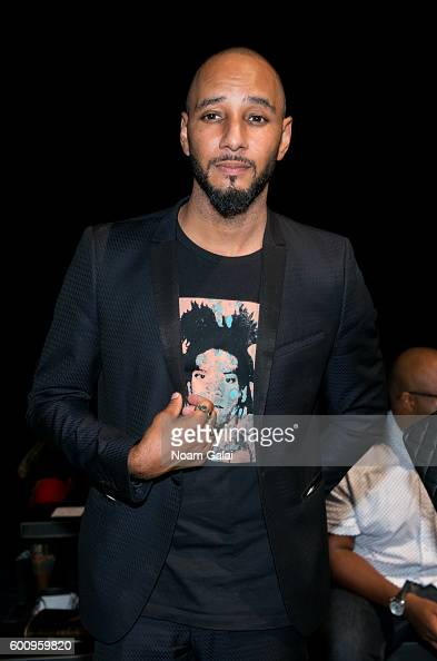 Swizz Beatz attends Harlem's Fashion Row fashion show during New York Fashion Week September 2016 at Pier 59 Studios on September 8 2016 in New York...