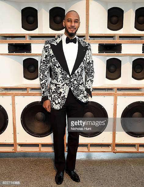Swizz Beatz attends The 2016 Brooklyn Museum Artists Ball Honoring Stephanie and Tim Ingrassia on April 20 2016 in New York City