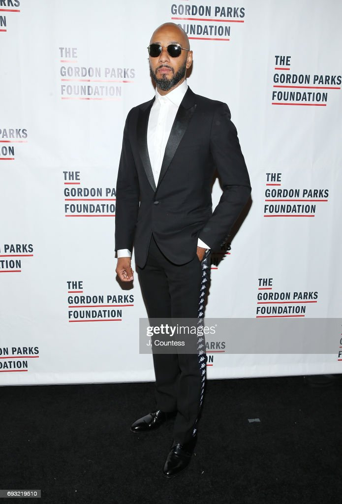 Swizz Beatz attends the 2017 Gordon Parks Foundation Awards Gala at Cipriani 42nd Street on June 6, 2017 in New York City.