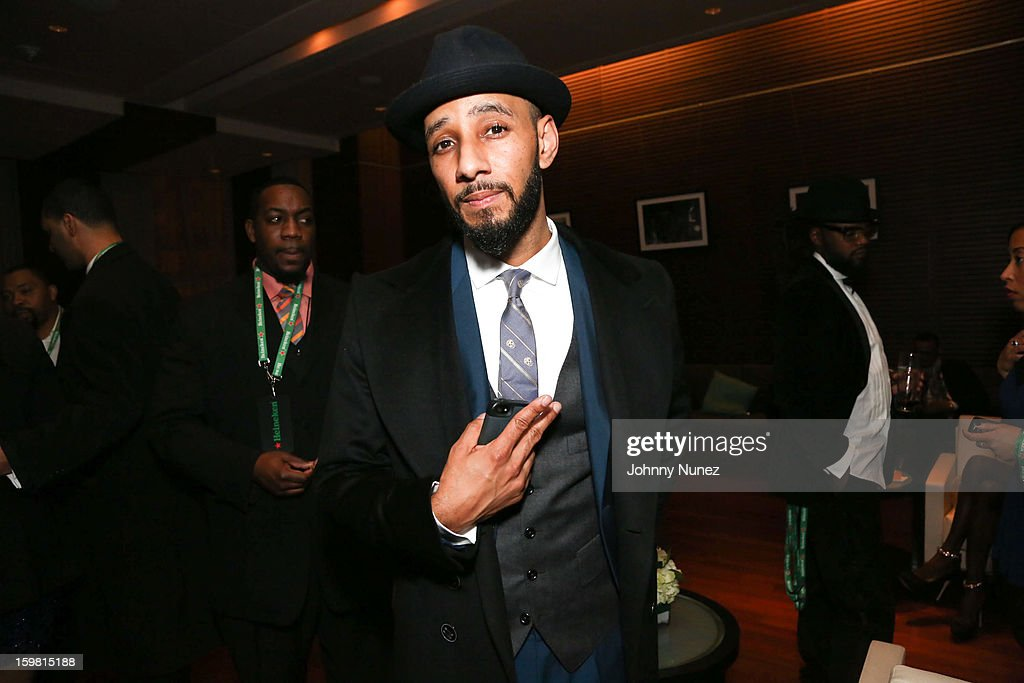 <a gi-track='captionPersonalityLinkClicked' href=/galleries/search?phrase=Swizz+Beatz&family=editorial&specificpeople=567154 ng-click='$event.stopPropagation()'>Swizz Beatz</a> attends The Hip-Hop Inaugural Ball II at Harman Center for the Arts on January 20, 2013 in Washington, DC.