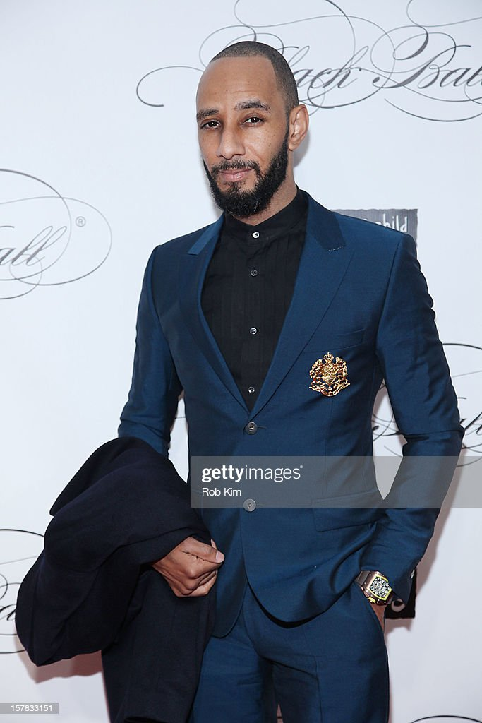 Swizz Beatz attends the Keep A Child Alive's Black Ball Redux 2012 at The Apollo Theater on December 6, 2012 in New York City.