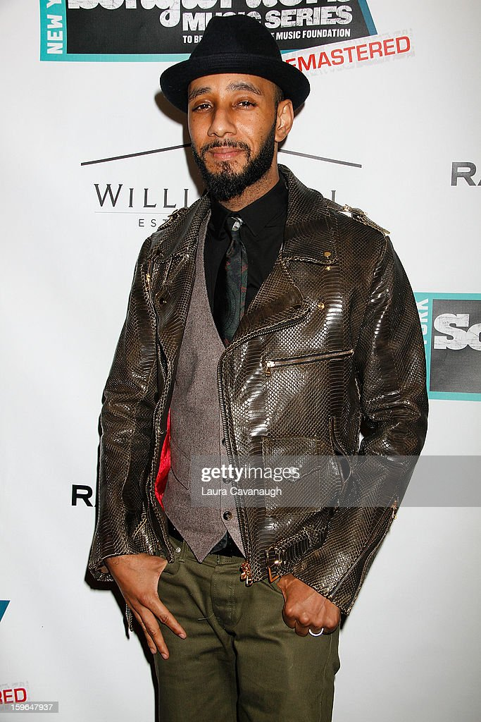 <a gi-track='captionPersonalityLinkClicked' href=/galleries/search?phrase=Swizz+Beatz&family=editorial&specificpeople=567154 ng-click='$event.stopPropagation()'>Swizz Beatz</a> attends The VH1 Save The Music Foundation's 'Songwriter Music Series' With <a gi-track='captionPersonalityLinkClicked' href=/galleries/search?phrase=Swizz+Beatz&family=editorial&specificpeople=567154 ng-click='$event.stopPropagation()'>Swizz Beatz</a> at Hard Rock Cafe - Times Square on January 17, 2013 in New York City.