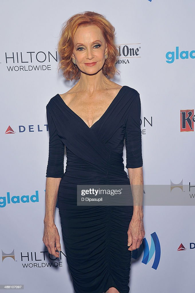 <a gi-track='captionPersonalityLinkClicked' href=/galleries/search?phrase=Swoosie+Kurtz&family=editorial&specificpeople=213471 ng-click='$event.stopPropagation()'>Swoosie Kurtz</a> attends the 25th Annual GLAAD Media Awards on May 3, 2014 in New York City.