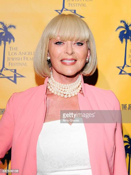 Sybil Danning attends the Los Angeles Jewish Film Festival Opening Night Gala on May 18 2016 in Los Angeles California
