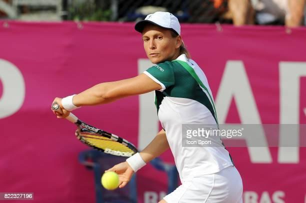 Sybille BAMMER Tournoi WTA de Strasbourg 2009 Strasbourg