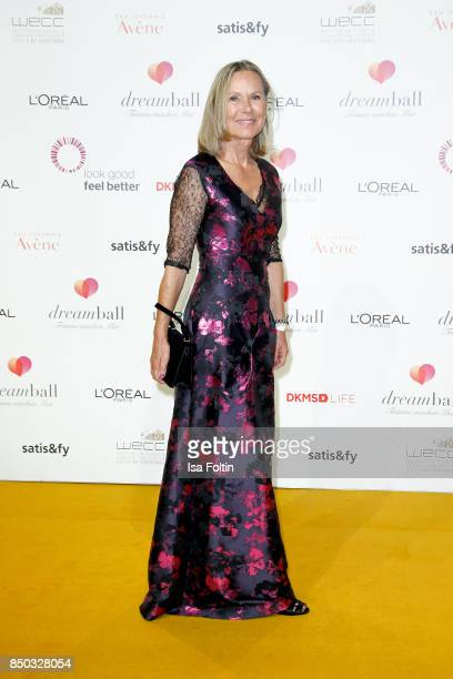 Sybille Beckenbauer attends the Dreamball 2017 at Westhafen Event Convention Center on September 20 2017 in Berlin Germany