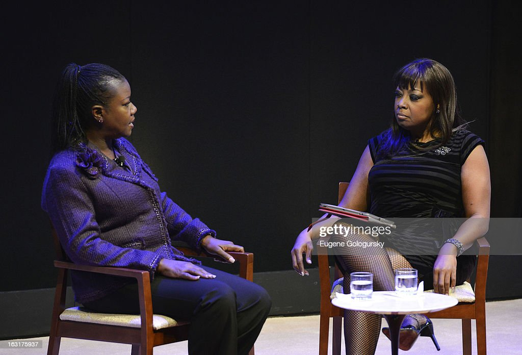 <a gi-track='captionPersonalityLinkClicked' href=/galleries/search?phrase=Sybrina+Fulton&family=editorial&specificpeople=9024062 ng-click='$event.stopPropagation()'>Sybrina Fulton</a> and <a gi-track='captionPersonalityLinkClicked' href=/galleries/search?phrase=Star+Jones&family=editorial&specificpeople=202645 ng-click='$event.stopPropagation()'>Star Jones</a> attend Black Male: Re-Imagined II at Ford Foundation on March 5, 2013 in New York City.