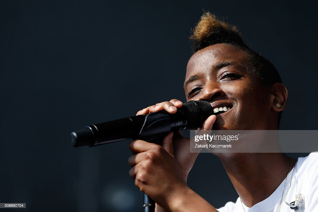 Syd of The Internet performs live on stage at St Jerome's Laneway Festival on February 7, 2016 in Sydney, Australia.