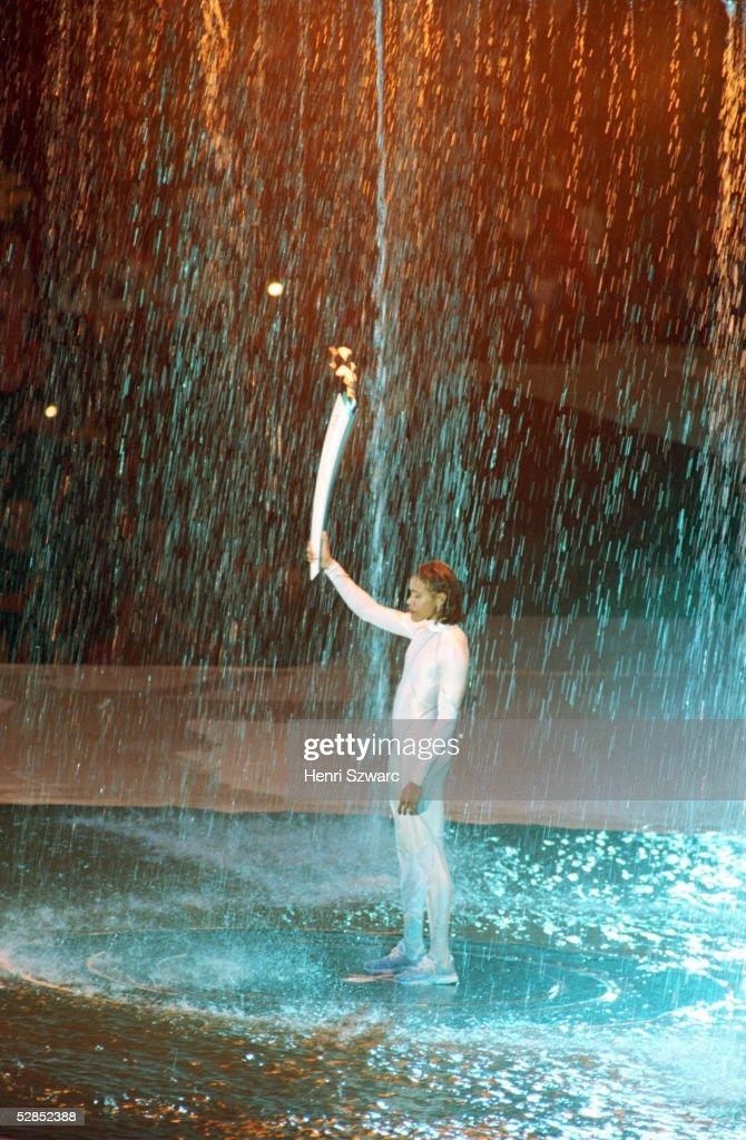 SYDNEY 2000 Sydney Cathy FREEMAN/AUS