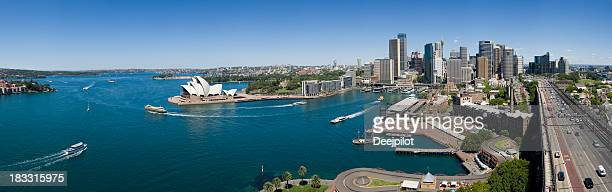 Sydney City Skyline in Australia