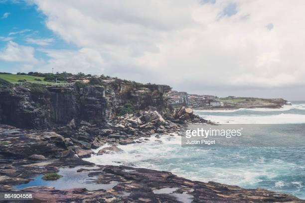 Sydney Coastline near Manly.