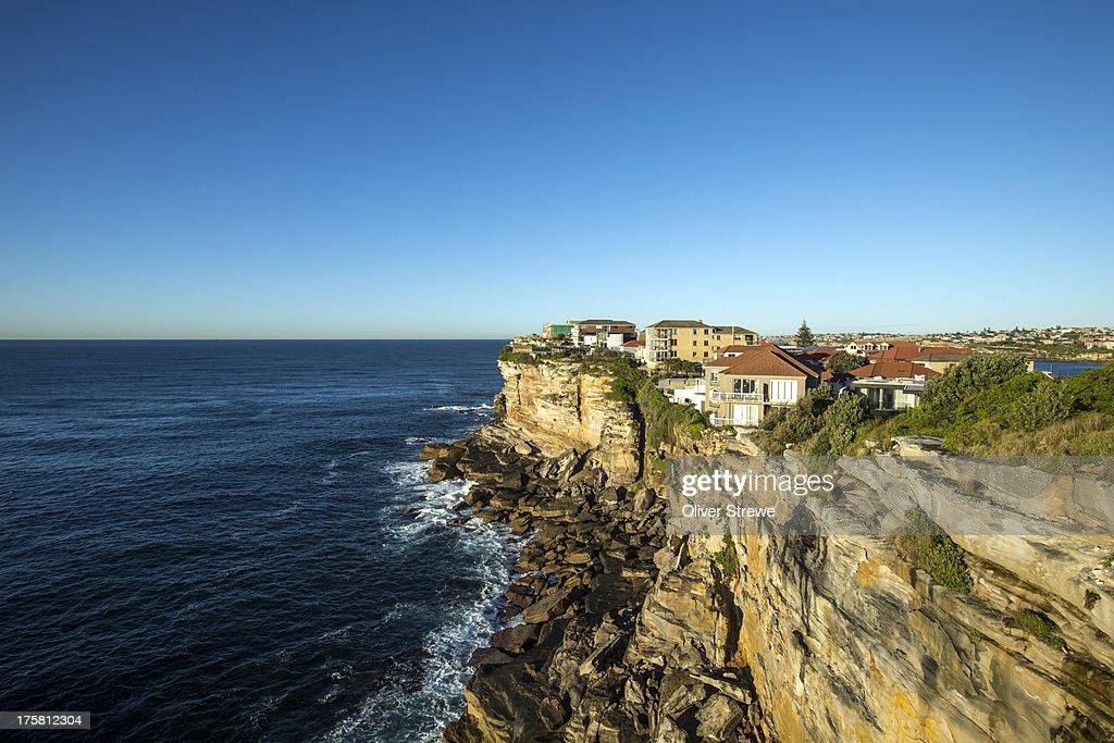Sydney coastline : Stock Photo