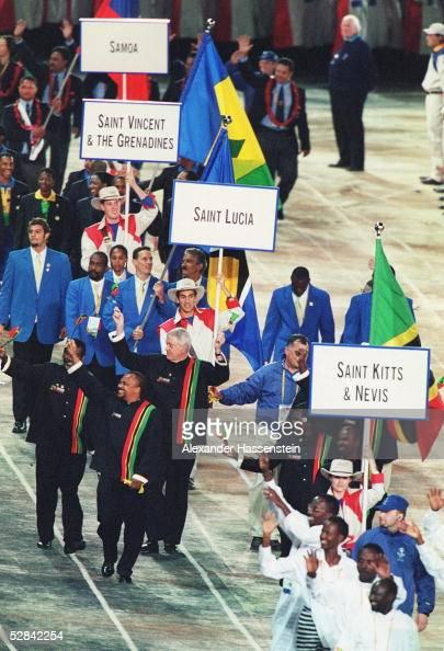 SYDNEY 2000 Sydney EINMARSCH DER NATIONEN