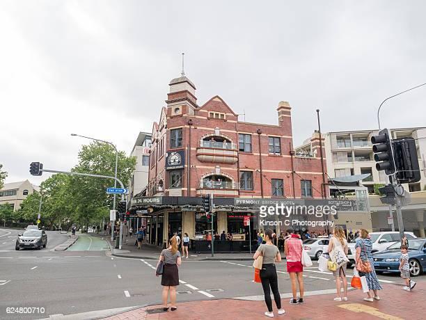 Sydney Famous Spot - Pyrmont Bridge Hotel