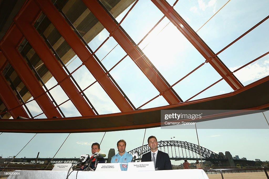 Sydney FC Captaincy Announcement