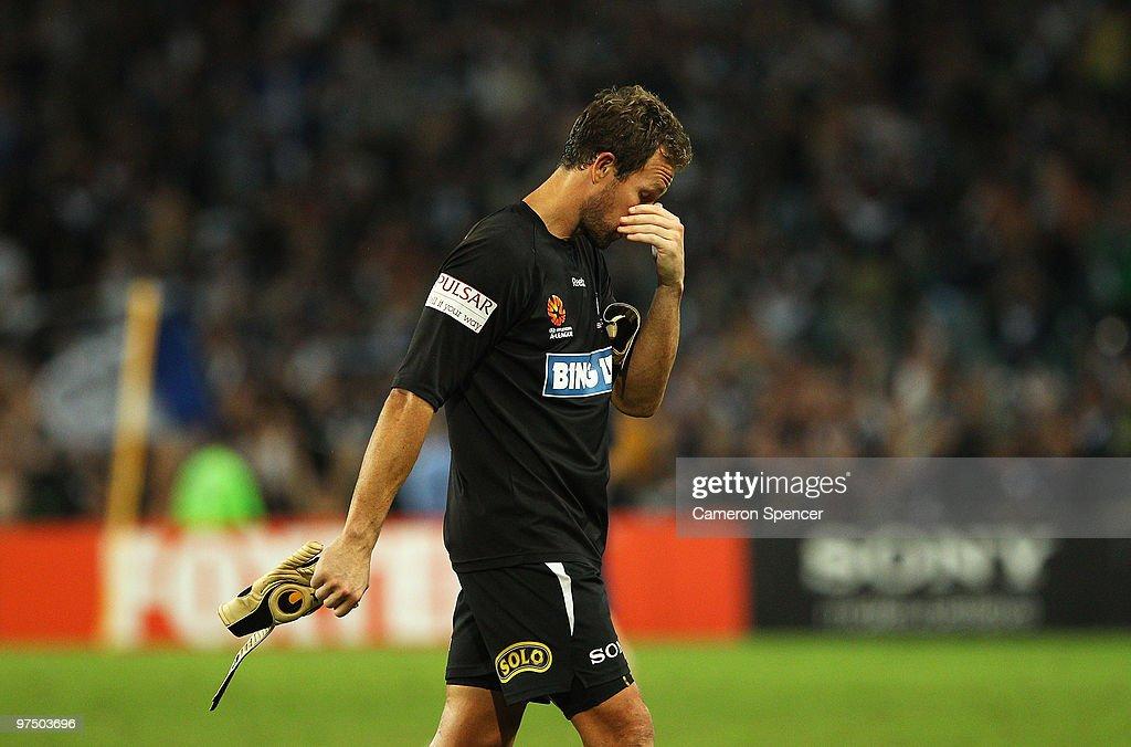 A-League Major Semi Final - Sydney FC v Victory