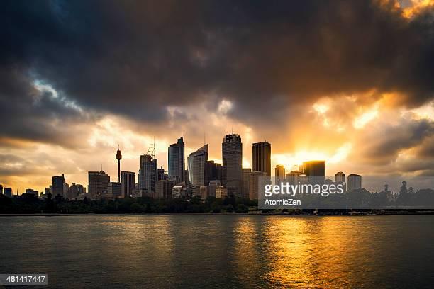 Sydney Golden Twilight