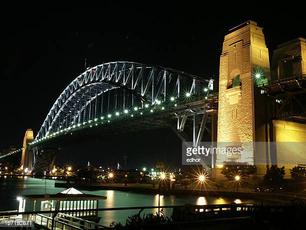 Sydney Harbour Bridge @ Night