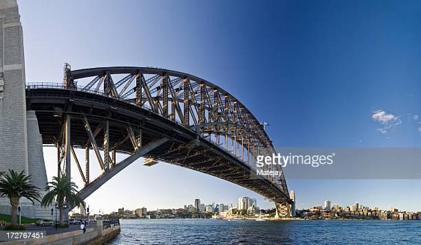 Sydney Harbour Bridge Panorama