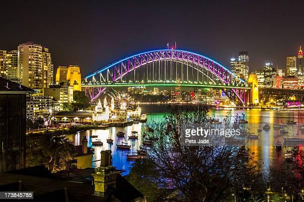 Sydney Harbour Bridge (from Lavender Bay)