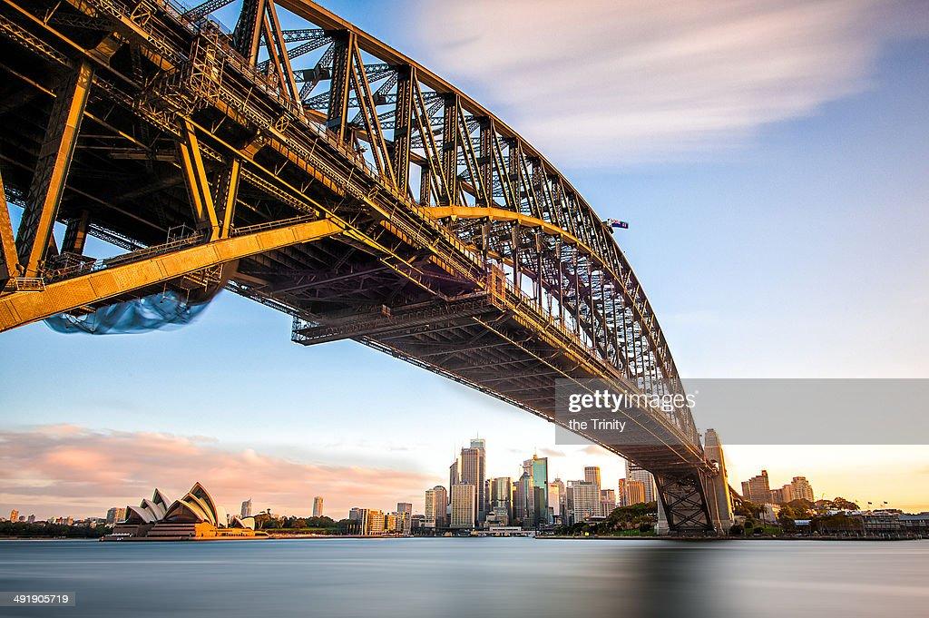 Sydney Harbour Golden Hour
