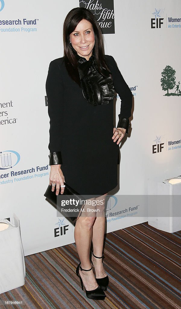 Sydney Holland attends the EIF Women's Cancer Research Fund's 16th Annual 'An Unforgettable Evening' presented by Saks Fifth Avenue at the Beverly Wilshire Four Seasons Hotel on May 2, 2013 in Beverly Hills, California.