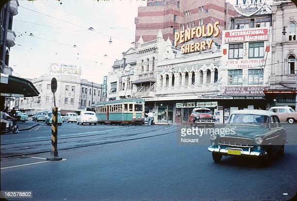 Sydney, Kings Cross 1956