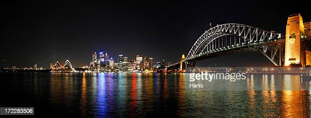 Sydney - night skyline