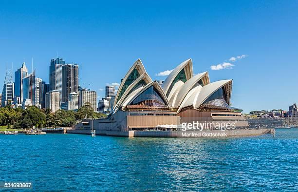 Sydney Opera House Bennelong Point