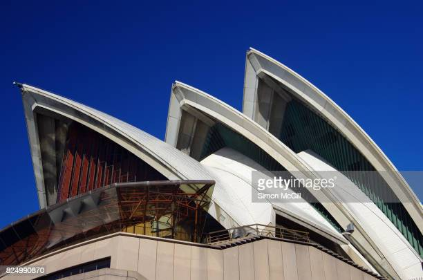 Sydney Opera House, Bennelong Point, Sydney, New South Wales, Australia