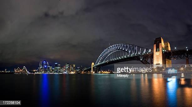 Sydney Opera House, Harbour Bridge and the CBD