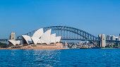 Sydney Opera House & Harbour Bridge