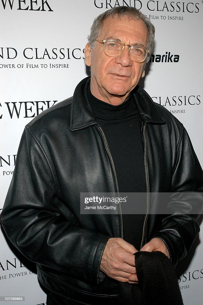 Sydney Pollack at the Grand Classics screening of 'Tootsie' sponsored by The Week