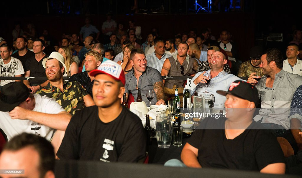 Footy Show Fight Night