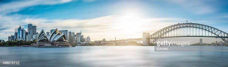 panorama de la ciudad de Sydney 51 MP
