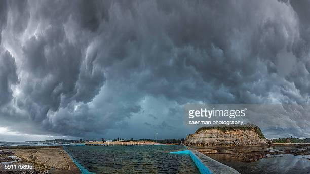 Sydney storm season